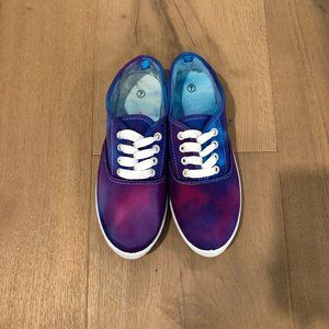 ✨2 for $10✨Custom tie-dye shoes